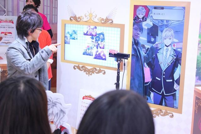 AGF2016の佐藤拓也さん/魔法力判定
