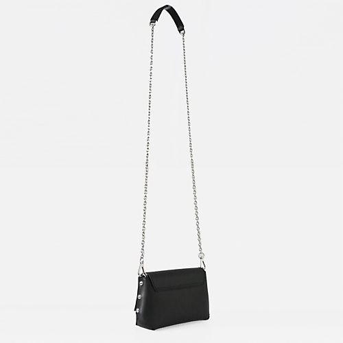 30代モテファッション/ストロベリーフィールズ/NICOLIチェーンバッグ