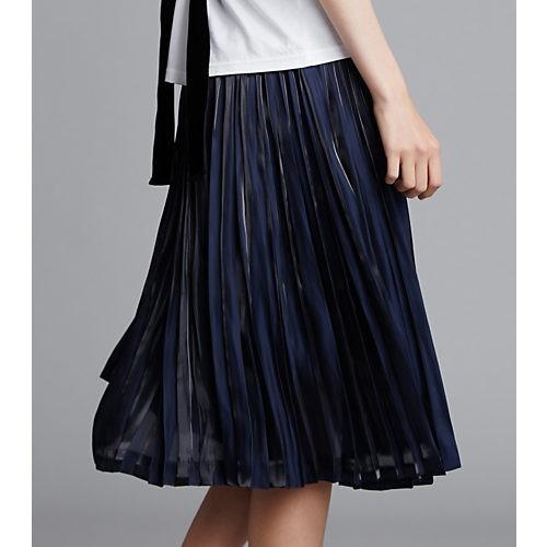 モテファッション/プリーツスカート