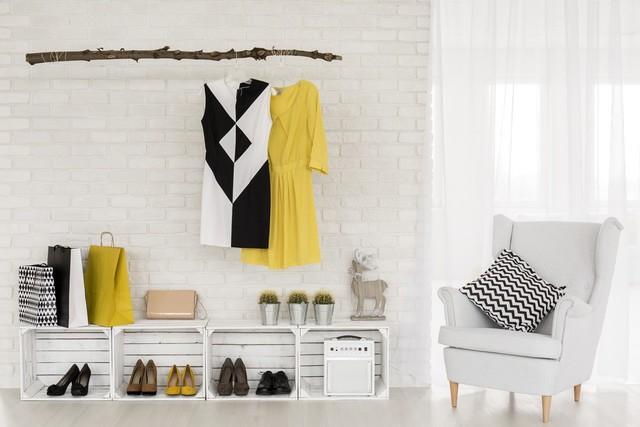 モテファッション/玄関が綺麗