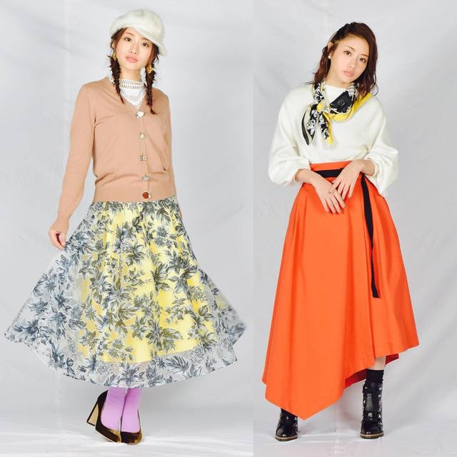 地味スゴのファッション 河野悦子