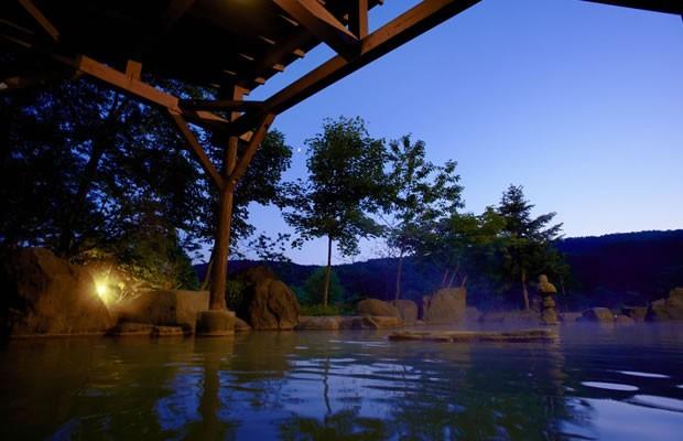 北海道 混浴温泉 ニセコ・グランドホテル
