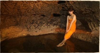九州の混浴なら大分! 女性専用洞窟風呂