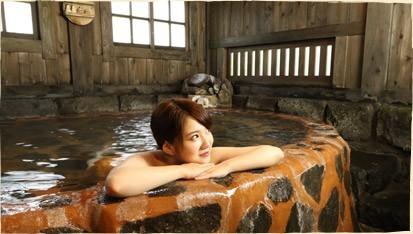 九州の混浴なら大分! 切り出しの湯