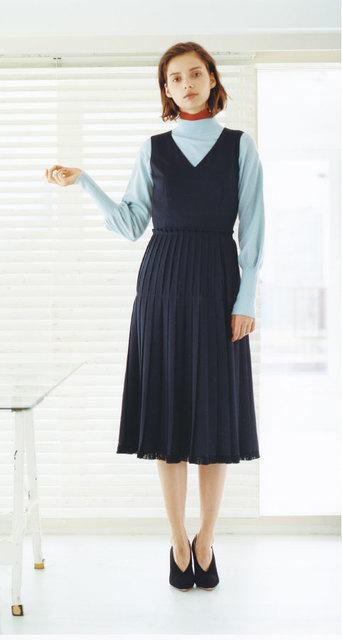 石原さとみさんの校閲ファッション emmi (エミ)
