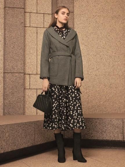 石原さとみさんの校閲ファッション Mila Owen(ミラオーウェン)