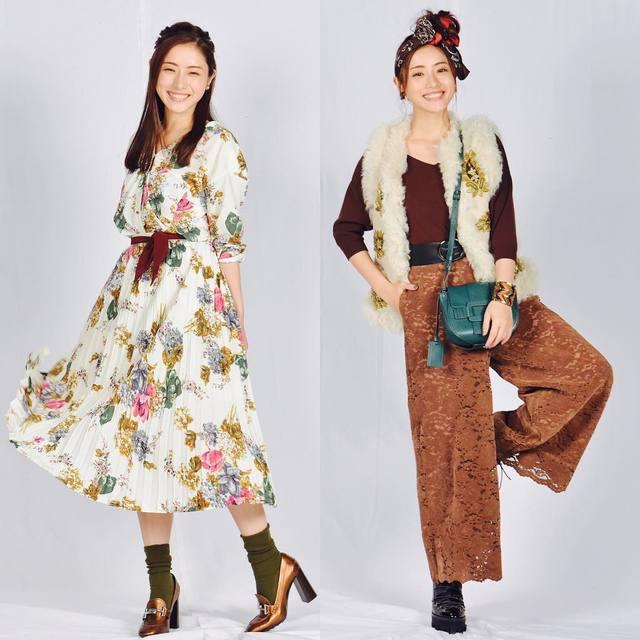河野悦子のファッション 第4話