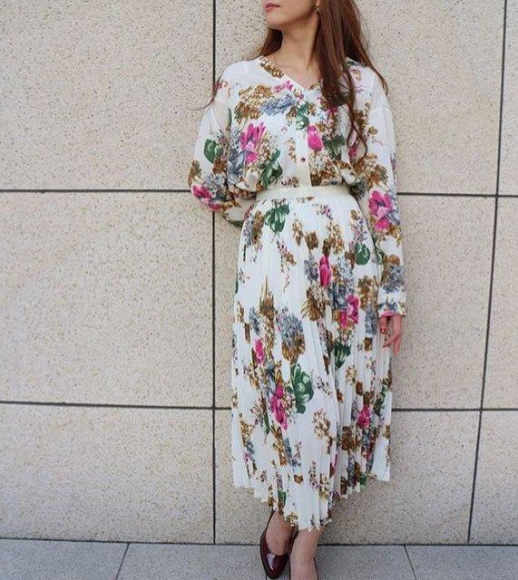河野悦子のファッション deicy