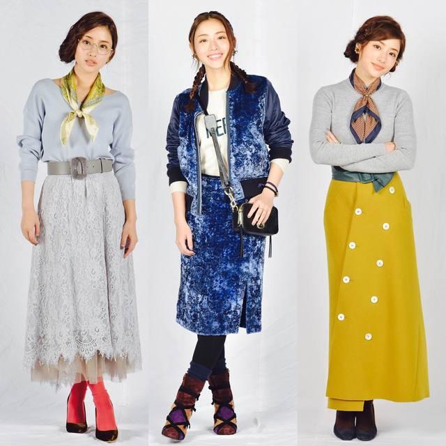 河野悦子のファッション 第6話