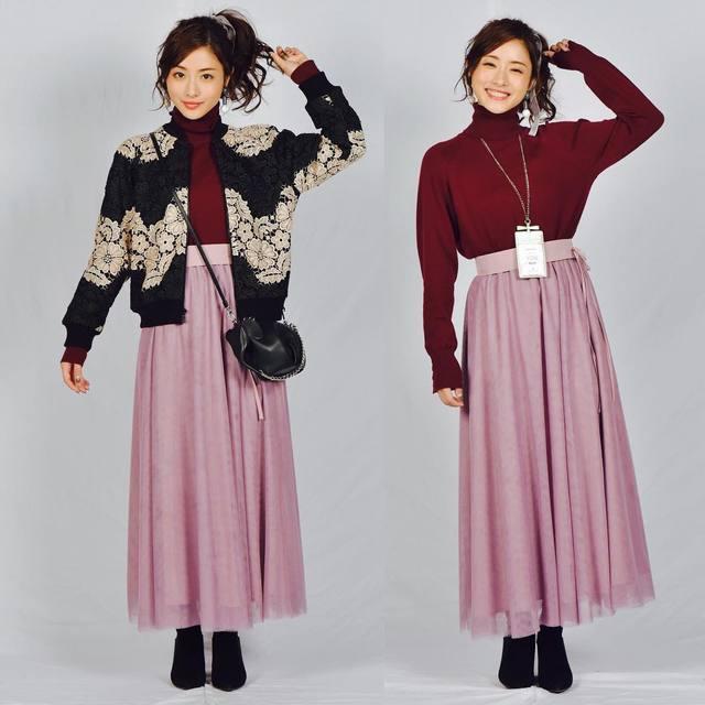 河野悦子のファッション 第8話