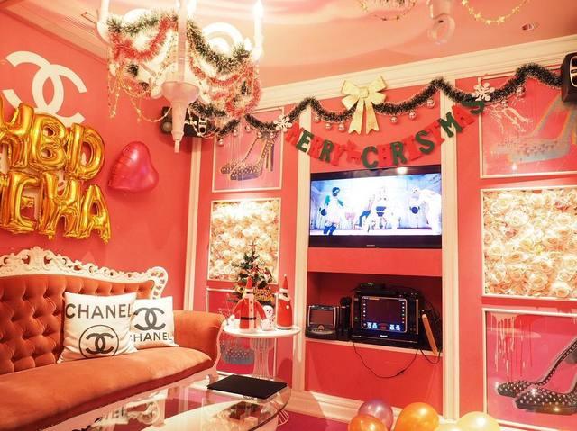 バベルハウス クリスマスの仕様