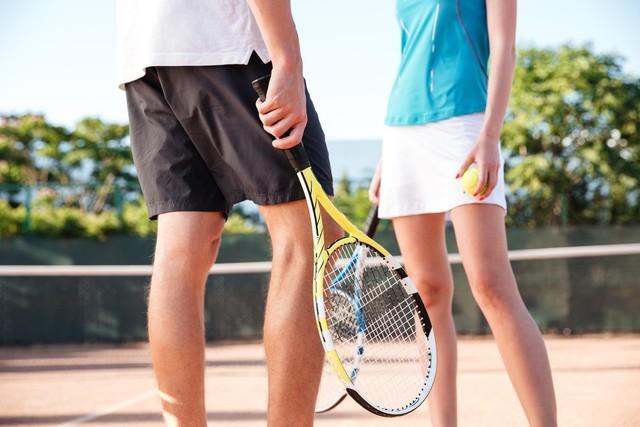 恋愛体験談/テニス