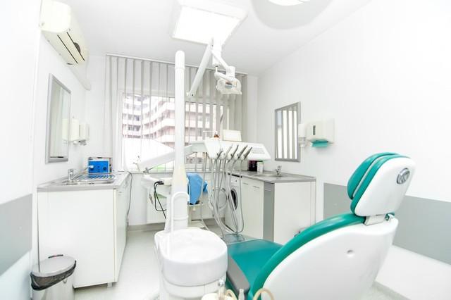 清潔な歯医者