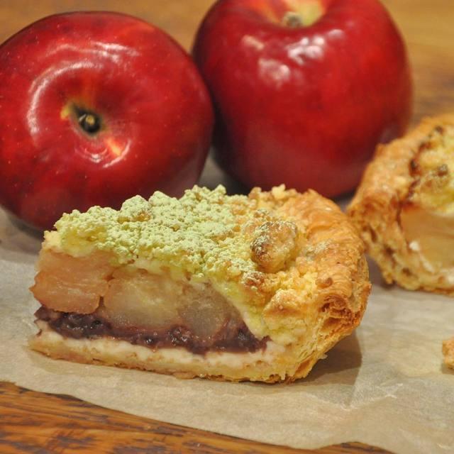 GRANNY SMITH PIE&COFFEE のアップルパイ