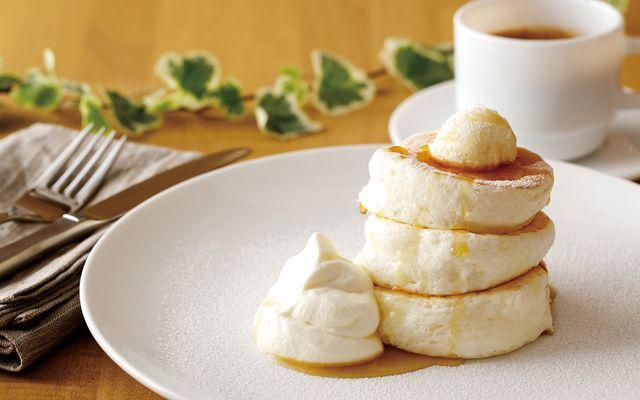 「ぷるしゅわ」パンケーキ!?話題の原宿のカフェを大調査!