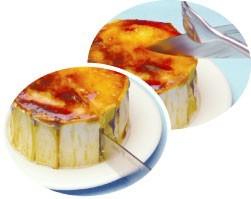 バランタイン「とりいさん家の芋ケーキ」
