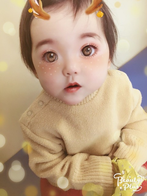 BeautyPlus 子供