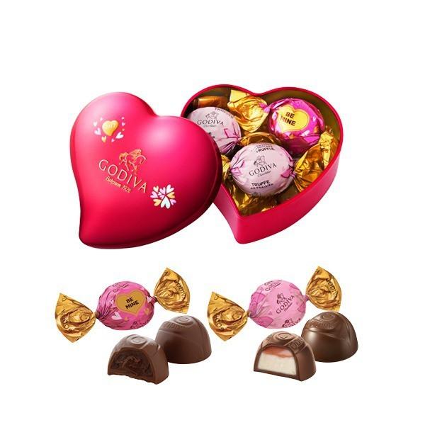 バレンタインのチョコブランド人気ランキング  GODIVA(ゴディバ)