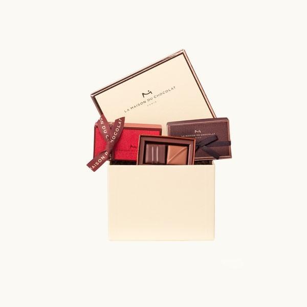 バレンタインにおすすめ La Maison du Chocolat(ラ・メゾン・デュ・ショコラ)