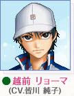 皆川純子さん/恋愛ゲーム/テニスの王子様
