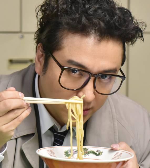 ムロツヨシ ドラマ スーパーサラリーマン左江内氏