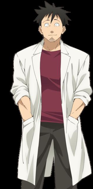 亜人ちゃんは語りたい/高橋先生
