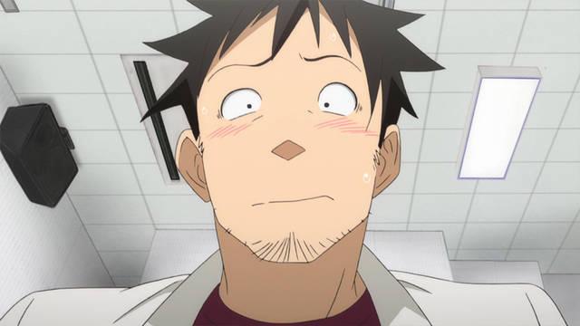 亜人ちゃんは語りたい/高橋先生/第4話