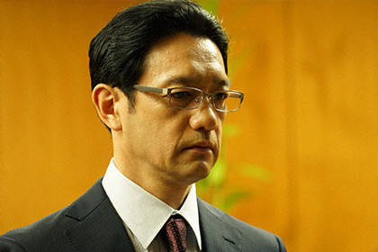 小栗旬さん&西島秀俊 CRISIS 公安機動捜査隊特捜班 飯田基祐