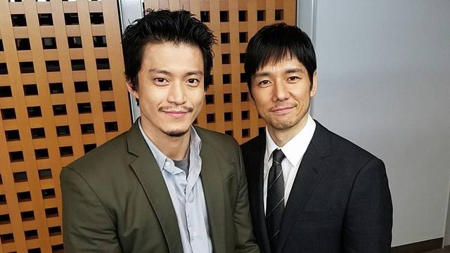 小栗旬さん&西島秀俊さんの共演作「CRISIS 公安機動捜査隊特捜班」