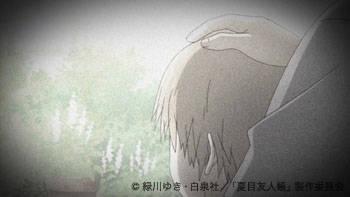 夏目友人帳/泣ける/声優/夏目/一枚の写真