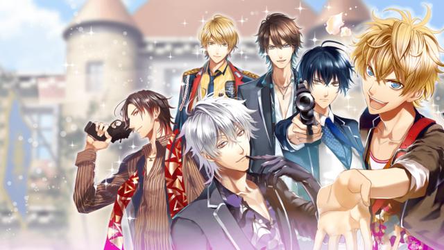 恋愛ゲームアプリ/無料/マフィアモーレ
