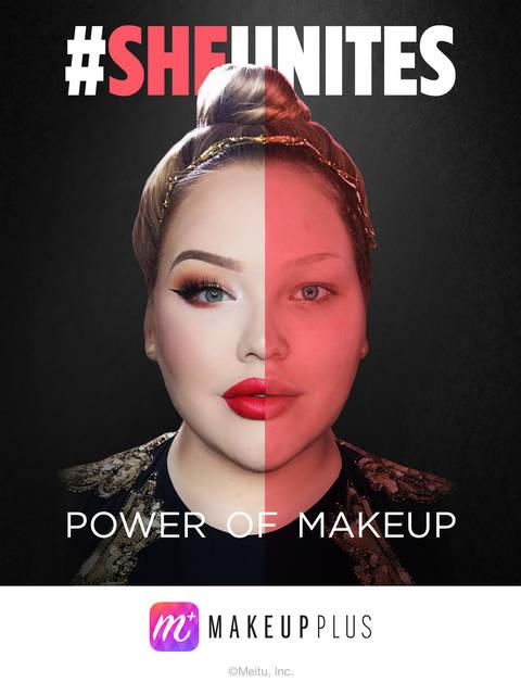 MakeupPlus×Nikkie Tutorials