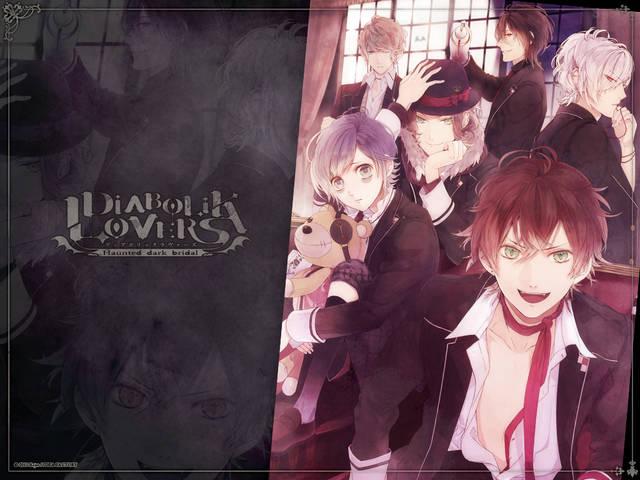女性向け恋愛ゲーム/PSP/機種別/ディアボリックラヴァーズ