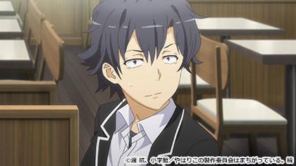 人気アニメ/江口拓也さん/やはり俺の青春ラブコメはまちがっている。