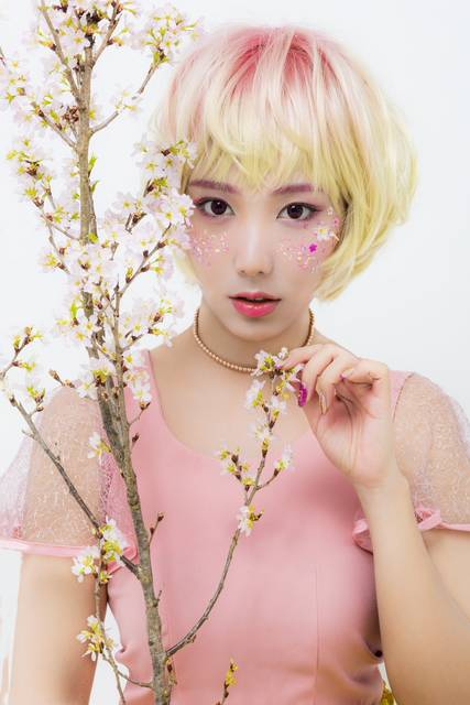 MakeupPlus ざわちん Sakuraルック