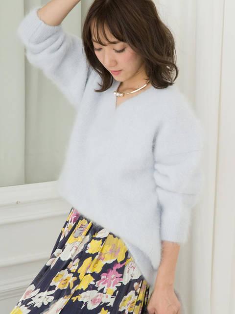 男ウケファッション/ニット