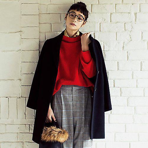 男ウケファッション/チェスターコート