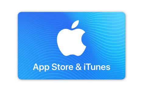 App Store & iTunesギフトカードのアクティベーション後の使い方