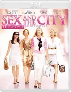 セックス・アンド・ザ・シティ〔ザ・ムービー〕 [Blu-ray] (35850)