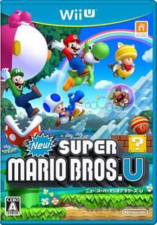 Amazon.co.jp: New スーパーマリオブラザーズ U: ゲーム (36048)