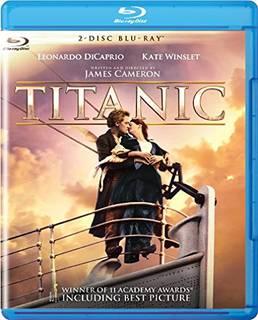 タイタニック <2枚組> [Blu-ray] (36156)