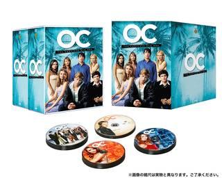 The OC <シーズン1-4> DVD全巻セット(45枚組) -TVドラマ (36989)