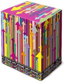 STAND UP !! DVD-BOX -TVドラマ (37003)