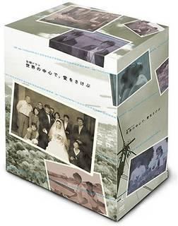 世界の中心で、愛をさけぶ DVD-BOX -TVドラマ (37009)