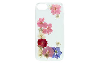 iPhone 8 用 iPlate Real Flower Grace 通販 (39572)