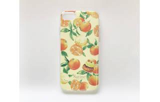 iPhone 8用 ピエール・エルメ Satine ハイブリッドカバー (39578)