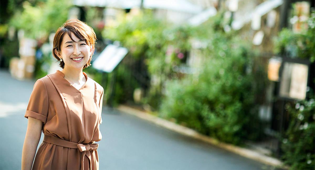 【WOMEN】働き方と服への意識。ライフシフトで得たもの。─白木夏子(HASUNA代表取締役)前編