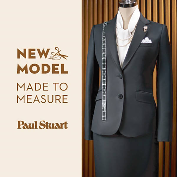 【WOMEN】MADE TO MEASURE