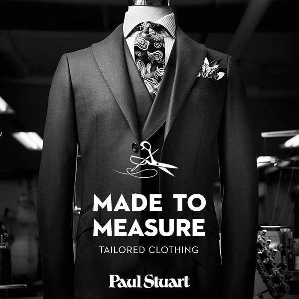 【MEN】MADE TO MEASURE