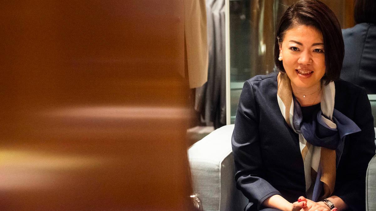 仕事でもファッションでも相手を引きた立てせることが好き。─池貝知子(アイケイジー 代表取締役)中編